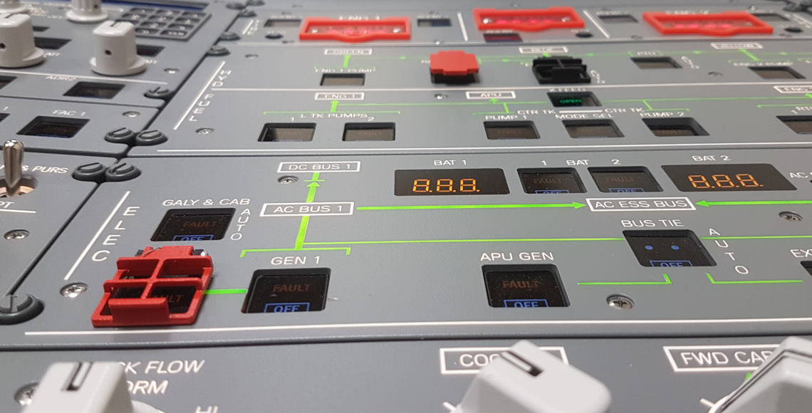 A320 home cockpit parts | skalarki-electronics eu