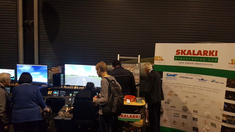 SKALARKI electronics at FSweekend 2017